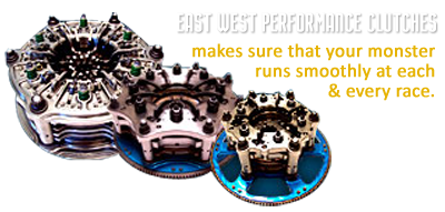 East West Performance Clutches